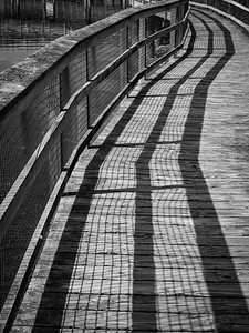 Shadows & curves - Bainbridge Island, WA