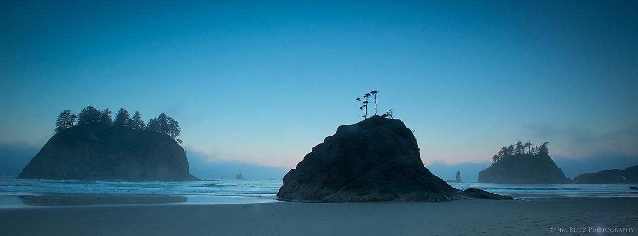 Second Beach, Olympic National Park