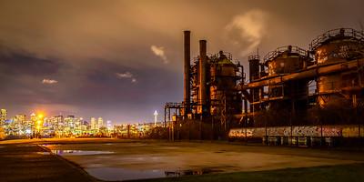Steampunk Seattle