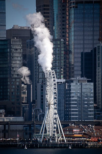 Here in Seattle, we prefer steam-powered Ferris wheels...