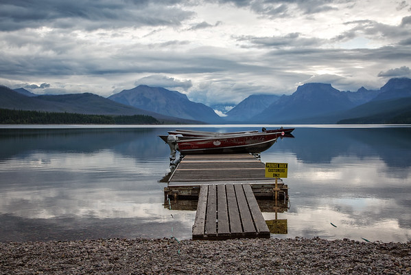 Lake McDonald, Glacier NP