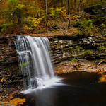 Autumn Colors at Ricketts Glen State Park