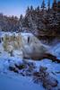 Winter at Blackwater Falls