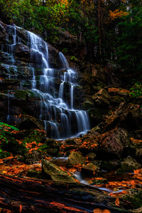 Velvety Falls Run