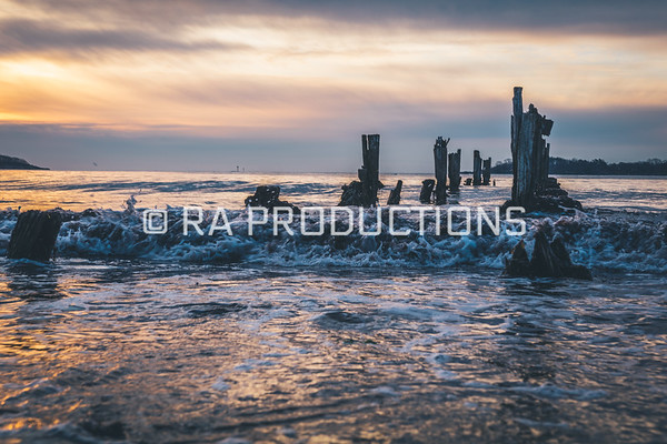 West Beach Sunrise 02.16.19