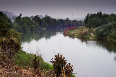 Whakatane River Fog