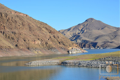 Owyhee Reservoir Landscapes 6