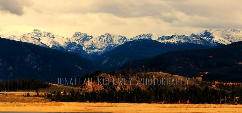 Continental Divide, Granby, Colorado