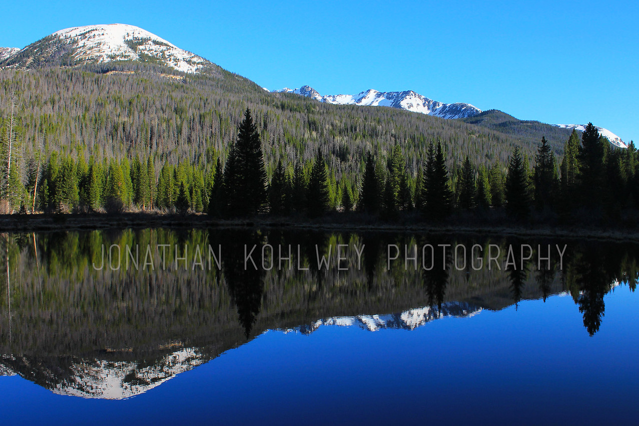 Rocky Mountain National Park, Grand Lake, Colorado