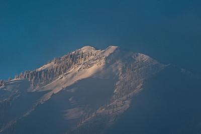 Peaking peak
