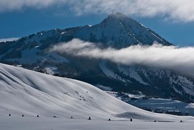 Peak and cloud