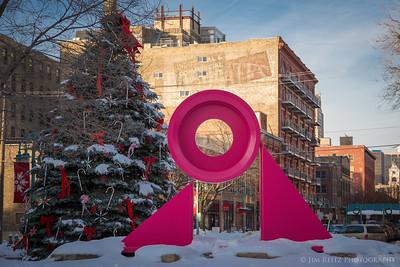 Milwaukee sculpture - Catalano Square
