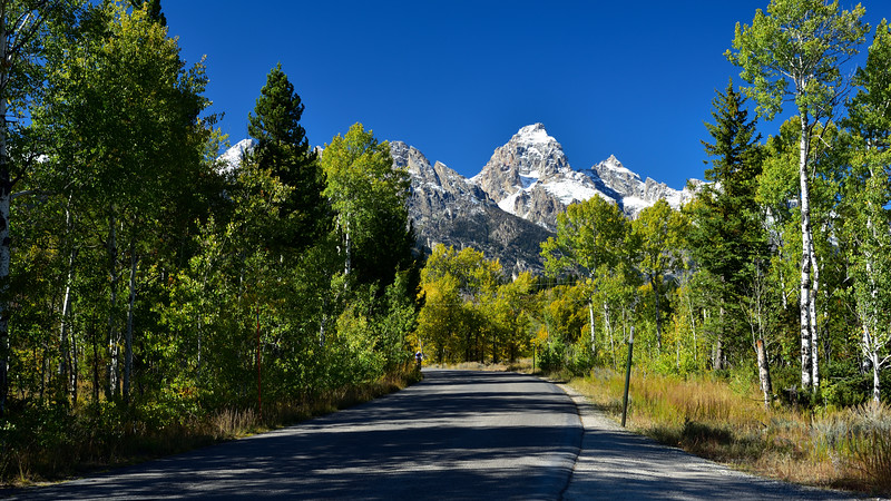 Tetons Fall Day