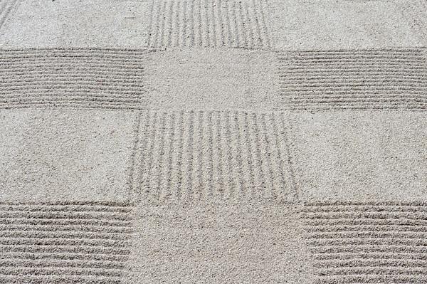 Raked Sand Pattern