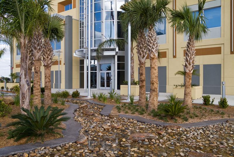DEA District Office, McAllen TX. Client: Alliance Architects, Richardson, TX.