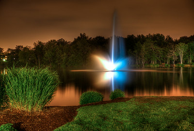 Fountain of Color