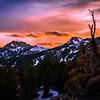 Lassen Sunset