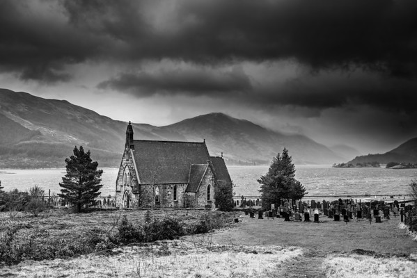 St. John's Church - Ballachulish