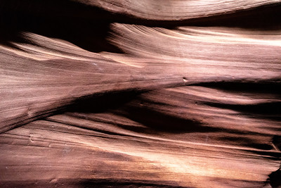 Antelope Canyon wall, Arizona