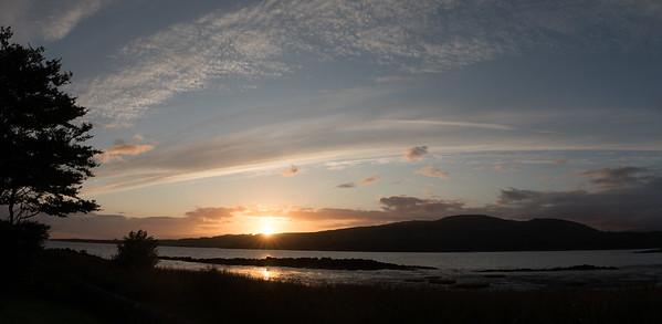 Sandgreen Sunset