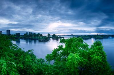 Little Islands along Ottawa River