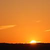 Montgomeryshire Sunset