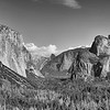 Yosemite Valley - Tunnel View