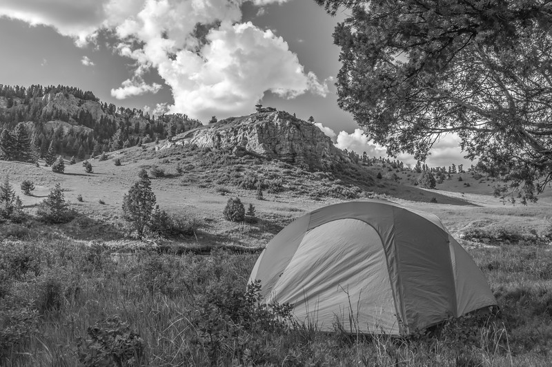 Table Rock Campground, Smith River, MT