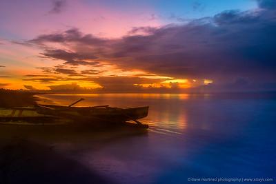 Sunrise in Dulag