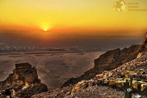 Al Ain at its best at 5.30AM.....