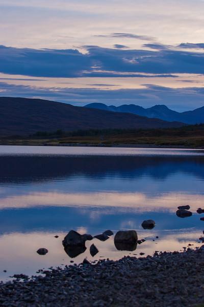 Loch a' Chroisg, Scotland