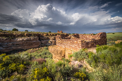 September at Box Canyon Pueblo - I