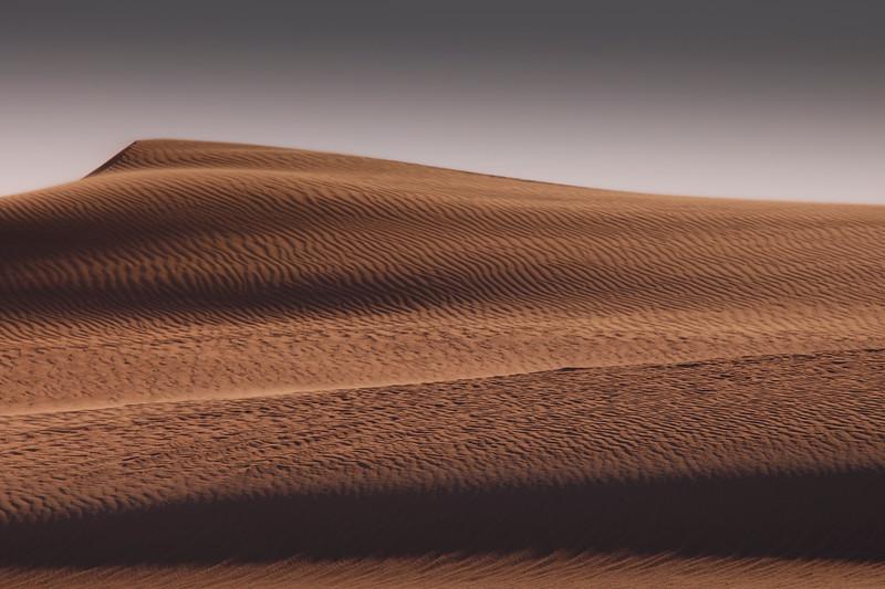 Kuwait Sand dunes