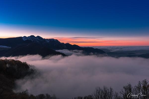 Mount Sighignola, Italy