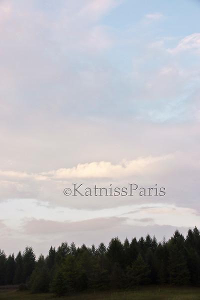 Clouds land