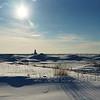 Ludington Lighthouse Winter 2013