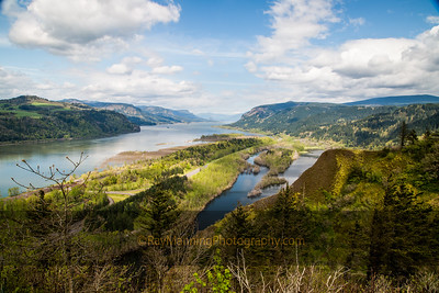 Spring in the Columbia River Gorge