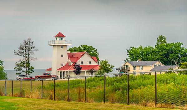 Lake Erie Farmhouse