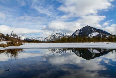 Vermillion Lakes - Banff National Park