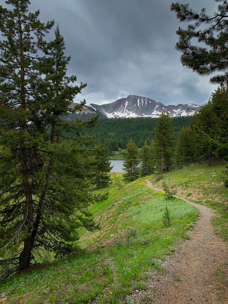 Andrews Lake Trail