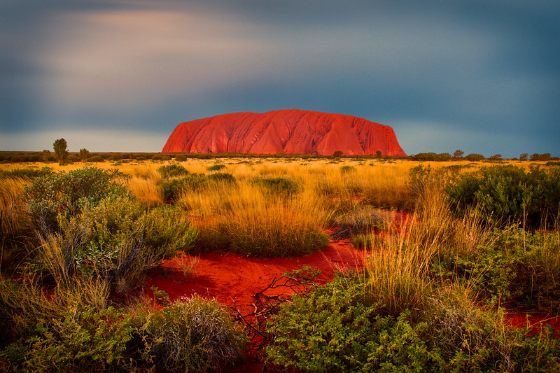 The Red Rock | Uluru Australia