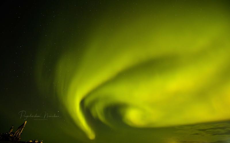 Dazzling Display of Aurora!