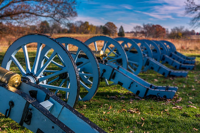 Valley Forge War Cannons