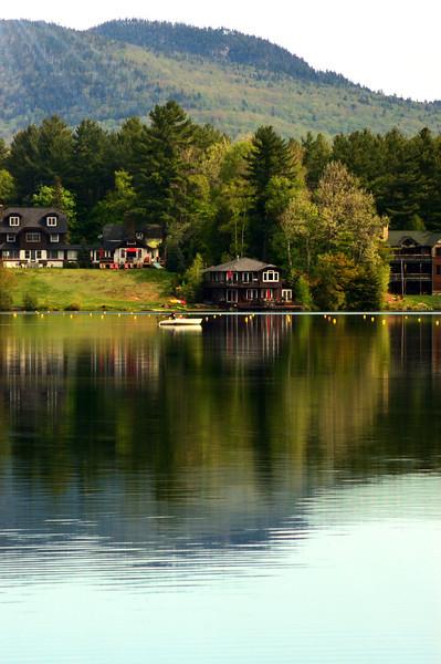 Lake Reflections by Beata Obrzut