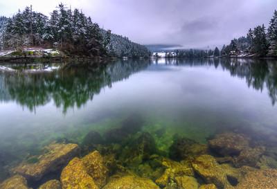 Maple Bay Winter