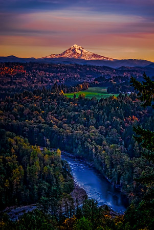Mt. Hood Morning