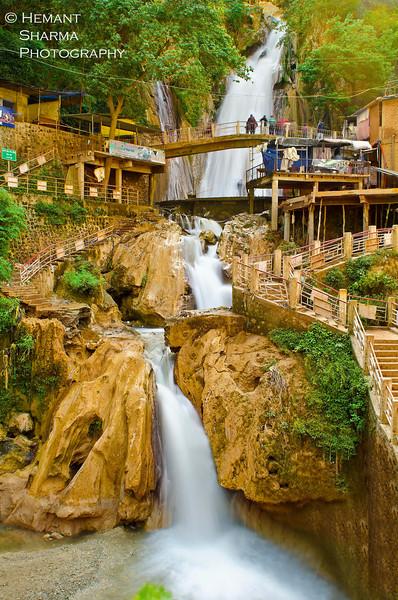Kanty Falls in Mussorie