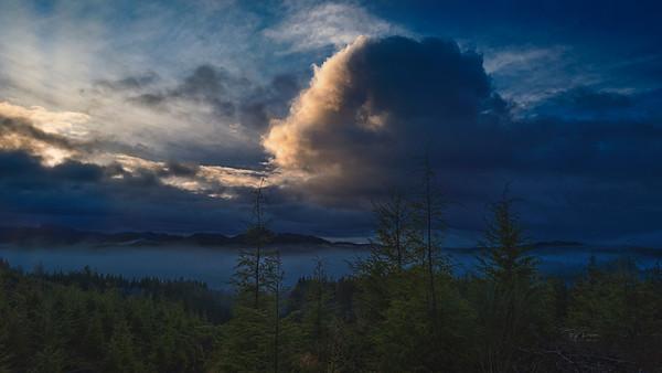 Sky Visions - Oregon Coast