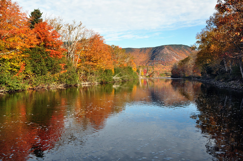 North Aspy River, Cape Breton