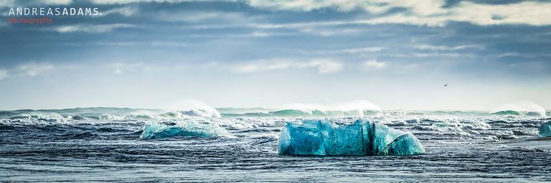 Glacier Ocean